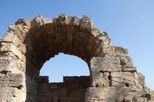 Arc at Corinth